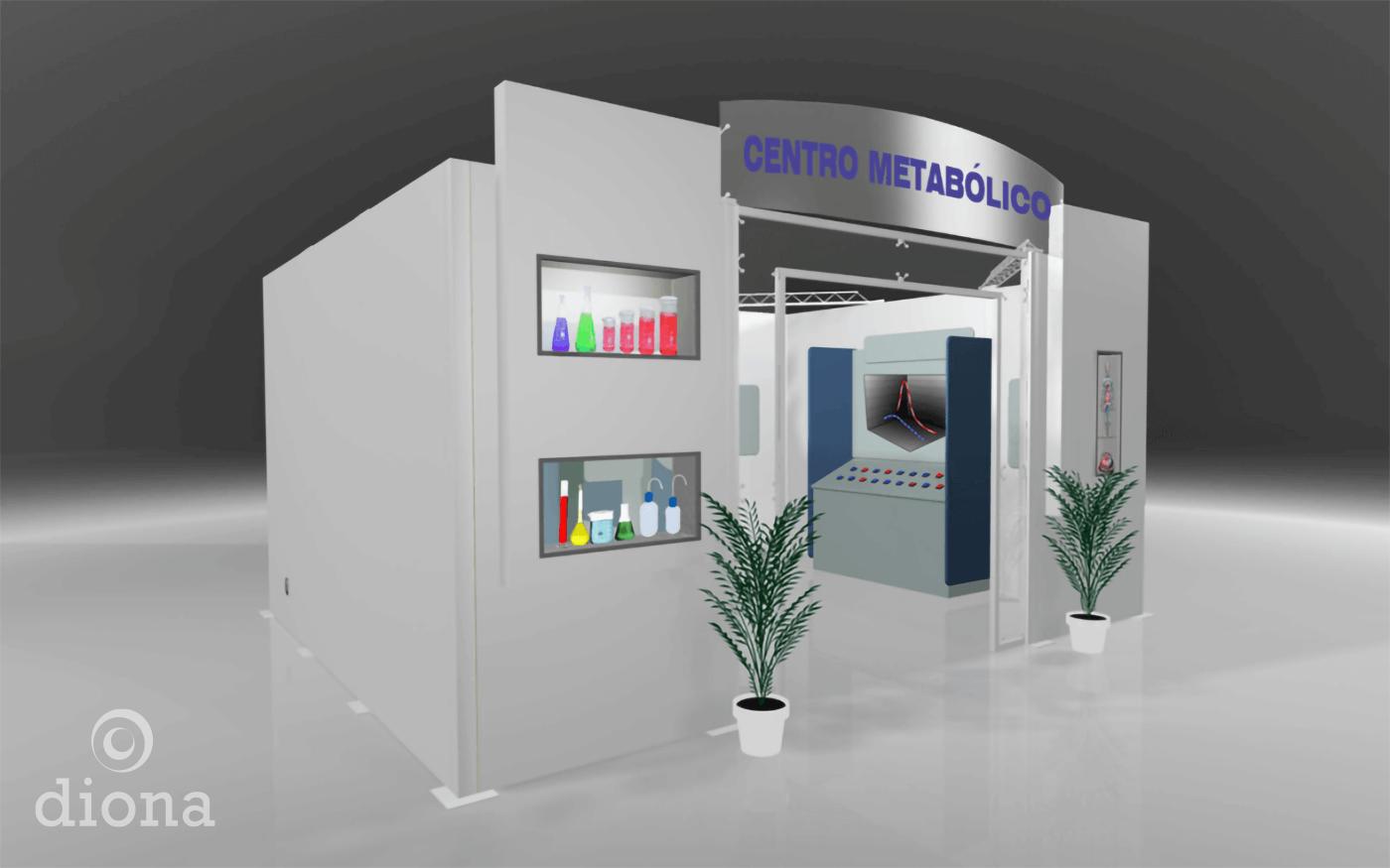 diseño industrial, mobiliario - MUMCI, Museo Modelo de Ciencias e Industria Toluca, diseño, fabricación, montaje,diona