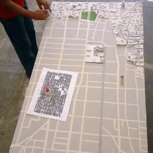 diseño industrial, mobiliario - Museo del Alfeñique, Toluca, diseño, fabricación, maqueta impresión 3D, diona