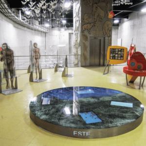 diseño industrial, mobiliario - Museo Interactivo de Ciencias e innovación de Nayarit, diseño, fabricación, montaje, museografía diona