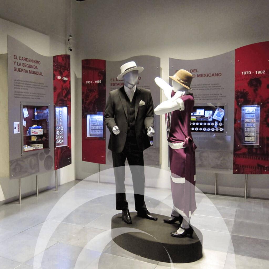 diseño industrial, mobiliario - MIDE, Museo Interactivo de Economía a peso el kilo, diona
