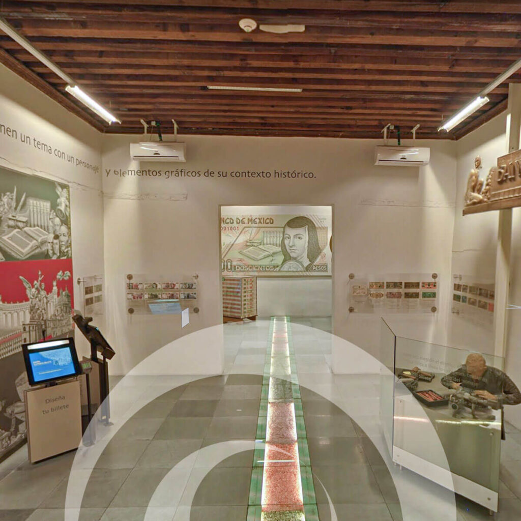diseño industrial, mobiliario - MIDE, Museo Interactivo de Economía fábrica de billetes, diona
