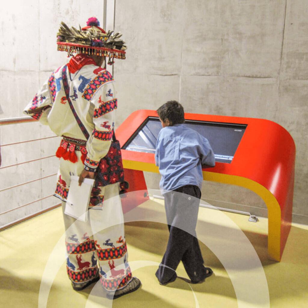 diseño industrial, mobiliario - Museo Interactivo de Ciencias e Innovación de Nayarit diona