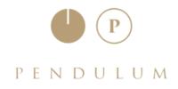 logotipo de pendulum