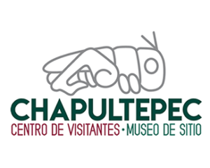 logotipo Museo de Sitio y Centro de Visitantes del Bosque de Chapultepec, diona