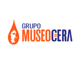 Logotipo Grupo Museo de Cera, diona